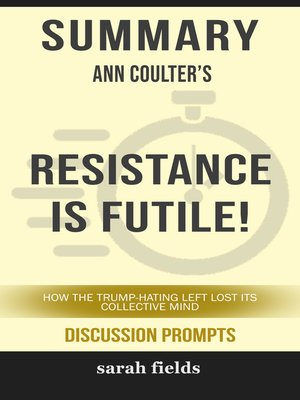 cover image of Summary of Resistance Is Futile!