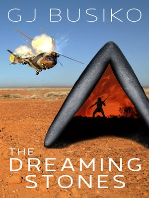 cover image of The Dreaming Stones
