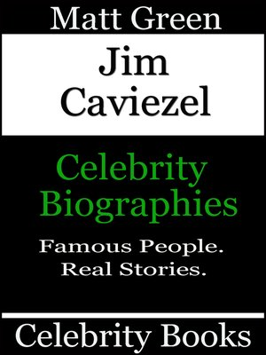 cover image of Jim Caviezel
