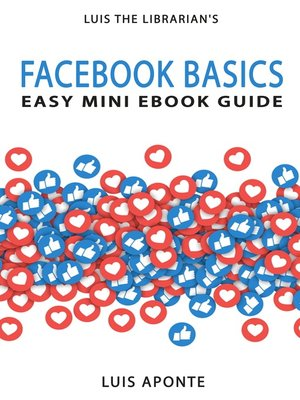 cover image of Facebook Basics