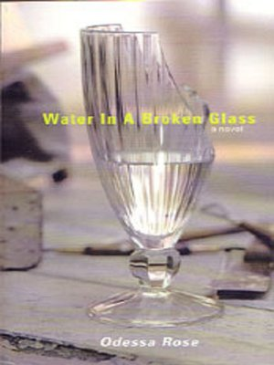 cover image of Water In a Broken Glass