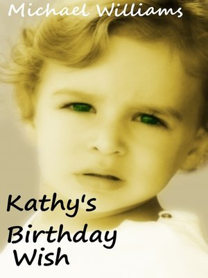 cover image of Kathy's Birthday Wish