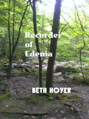 cover image of Recorder of Edenia