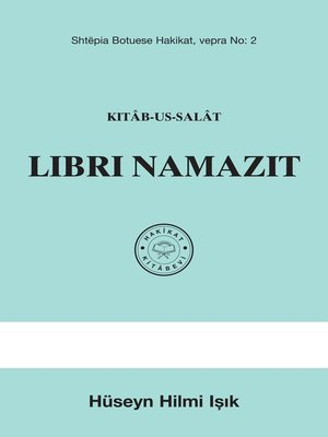 cover image of Libri Namazit