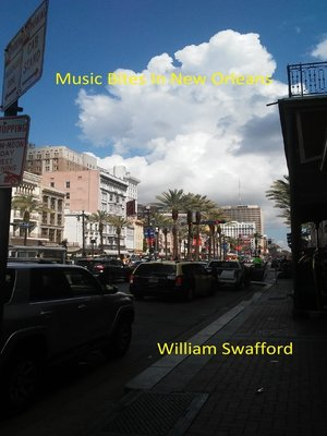 cover image of Music Bites In New Orleans