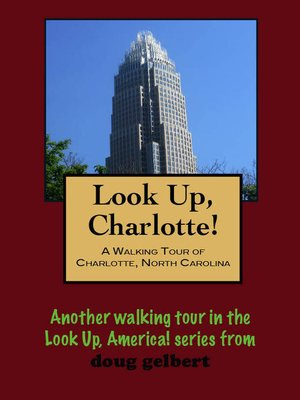 cover image of a Walking Tour of Charlotte, North Carolina