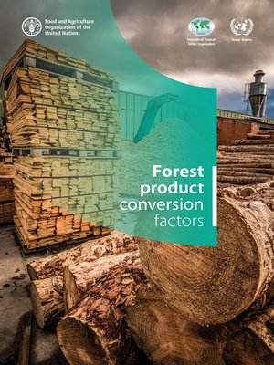 cover image of Forest Product Conversion Factors