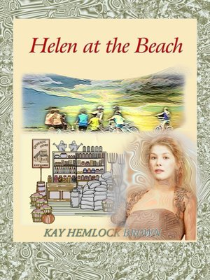 cover image of Helen at the Beach
