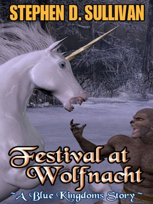 cover image of Festival at Wolfnacht