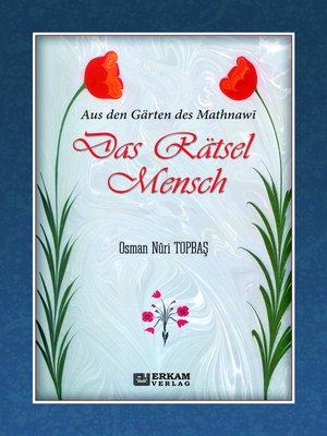 cover image of Das Rätsel Mensch