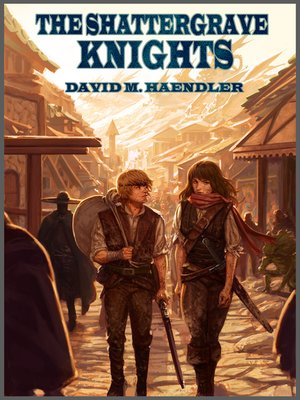 cover image of The Shattergrave Knights