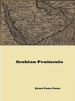 cover image of Arabian Peninsula