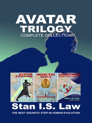cover image of Avatar Trilogy (Complete collection e-Box Set)