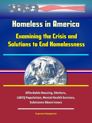 cover image of Homeless in America