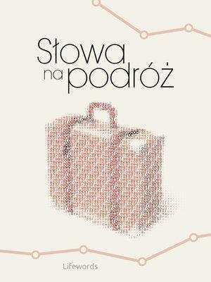cover image of Słowa na podróż