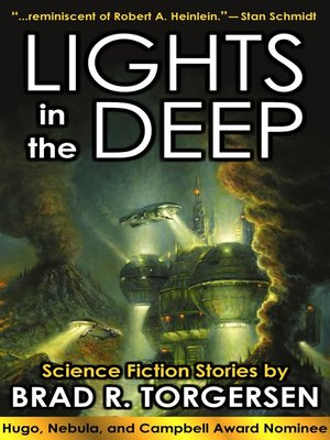 cover image of Lights in the Deep