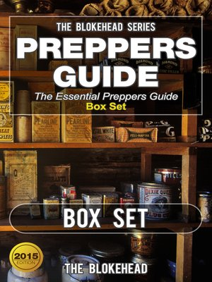 cover image of Preppers Guide