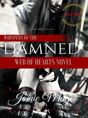 cover image of Whispers of the Damned