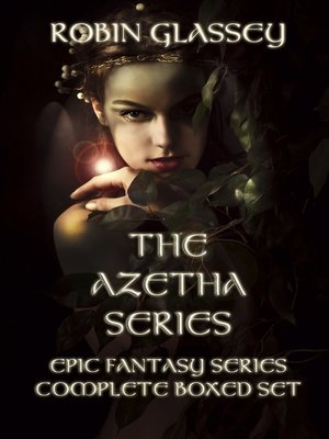 cover image of The Azetha Series
