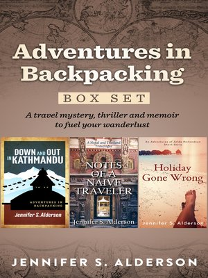 cover image of Adventures in Backpacking Box Set