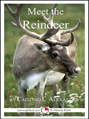 cover image of Meet the Reindeer