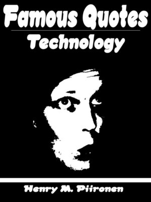 cover image of Famous Quotes on Technology