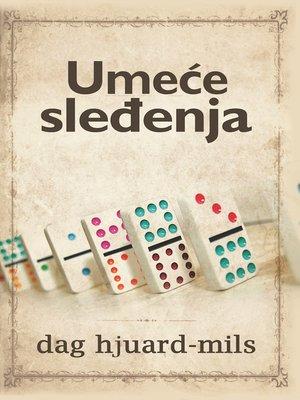 cover image of Umeće Sleđenja