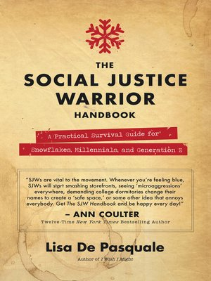 cover image of The Social Justice Warrior Handbook