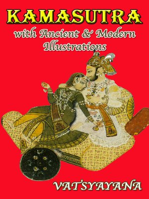 cover image of Kamasutra with Ancient & Modern Illustrations (Illustrated)