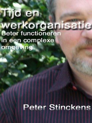cover image of Tijd en Werkorganisatie