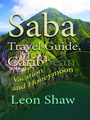 cover image of Saba Travel Guide, Caribbean
