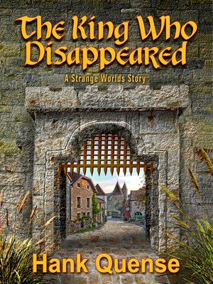 cover image of The King Who Disappeared