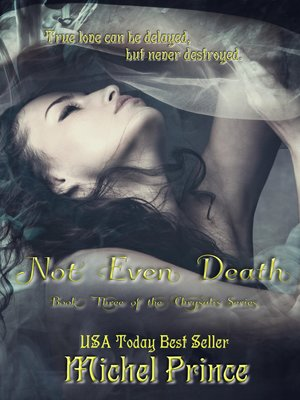 cover image of Not Even Death