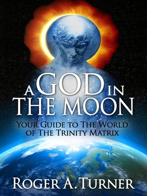 cover image of A God In the Moon
