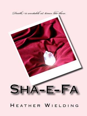 cover image of Sha-e-Fa, no. 2