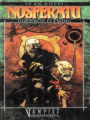 cover image of Clan Novel Nosferatu