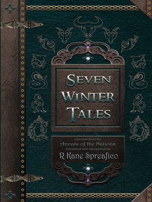 cover image of Seven Winter Tales