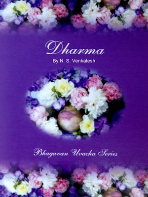 cover image of Dharma