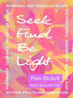 cover image of Seek Find Be Light