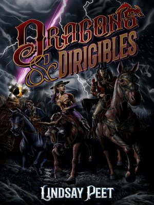 cover image of Dragons & Dirigibles