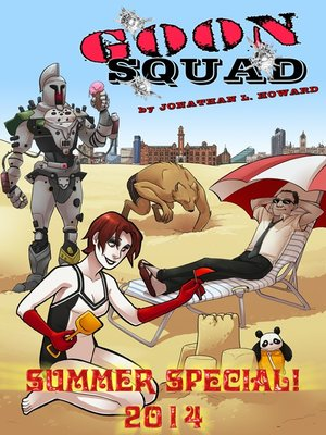 cover image of Goon Squad 2014 Summer Special