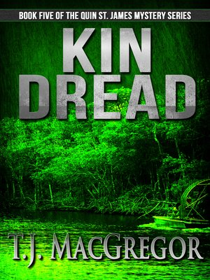 cover image of Kin Dread