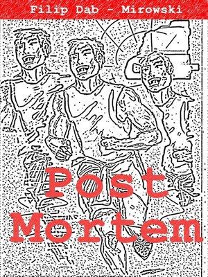 cover image of Post Mortem--czyli w związku ze zgonem (Polish po polsku)