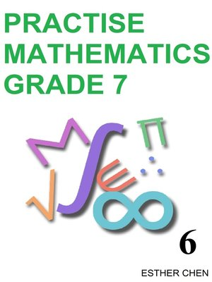 cover image of Grade 7 Book 6