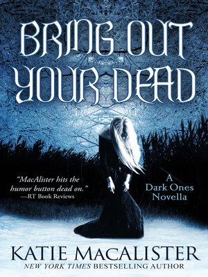 cover image of Bring Out Your Dead