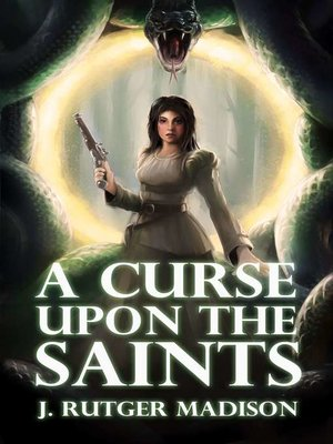 cover image of A Curse Upon the Saints
