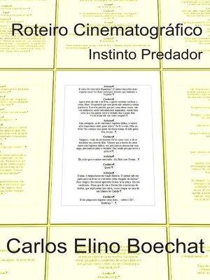 cover image of Instinto Predador