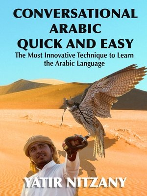 cover image of Conversational Arabic Quick and Easy