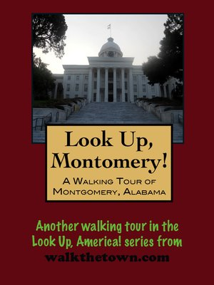cover image of A Walking Tour of Montgomery, Alabama