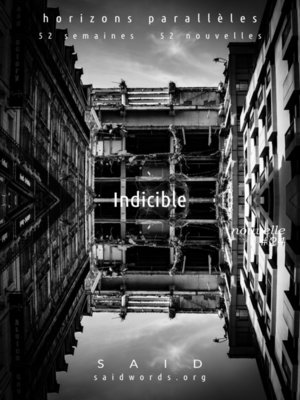 cover image of Indicible